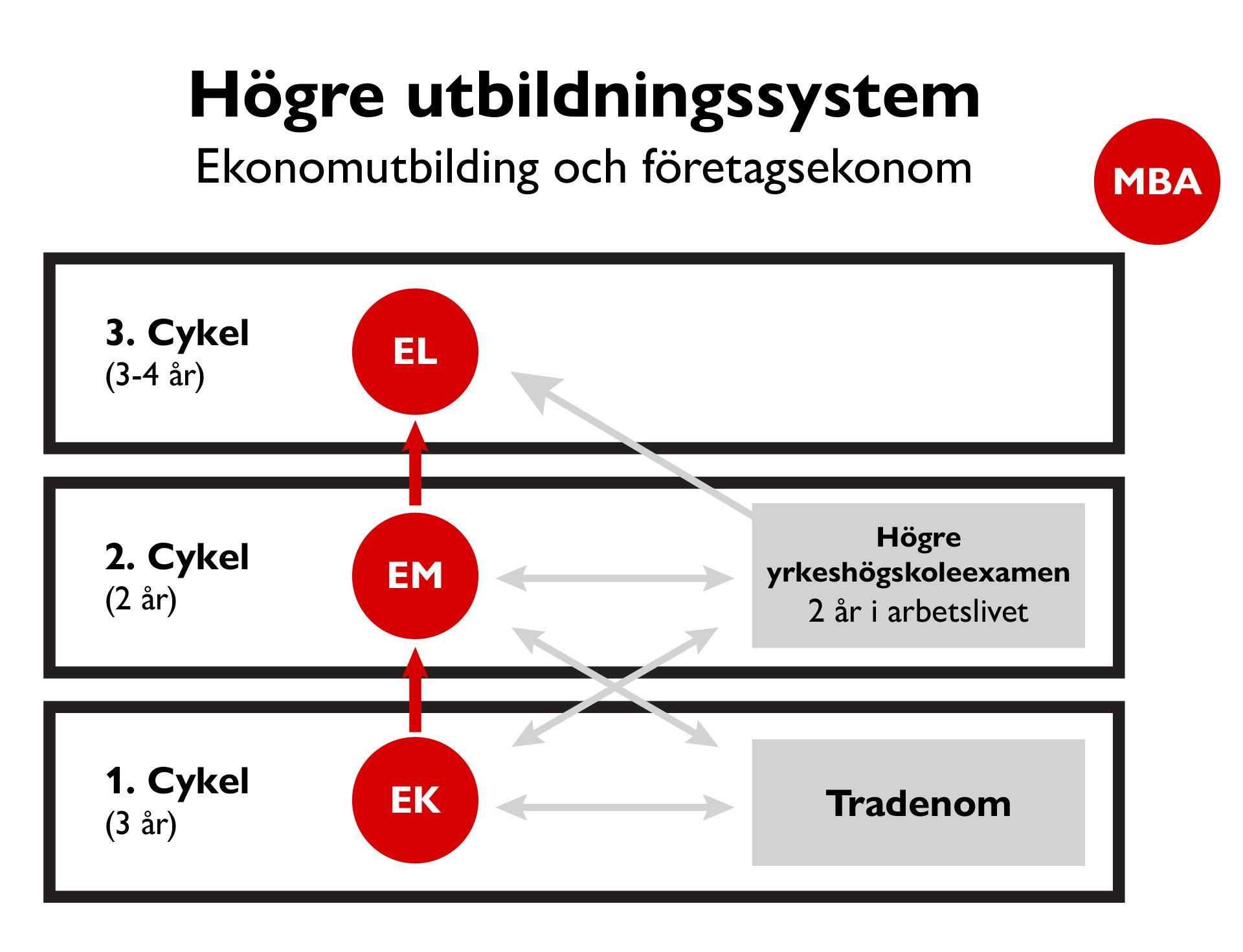 Högre utbildningssystem